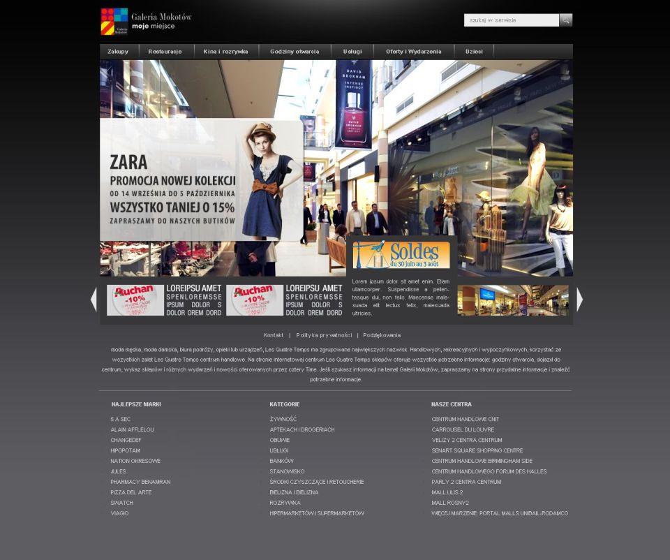 galeria mokotów godziny otwarcia 6 stycznia